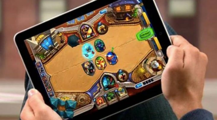 Hearthstone for Android, iPhone with instant solution