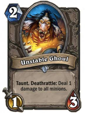 hearthstone-unstable-ghoul