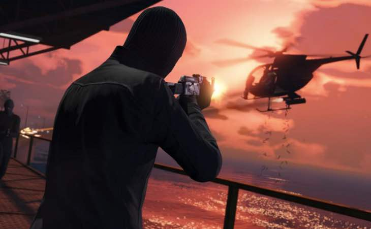 Early GTA Online Heists release time for PST, GMT, EST