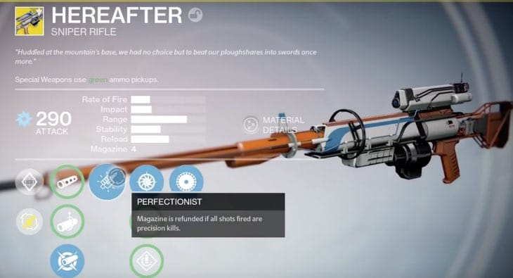 hereafter-destiny-perks
