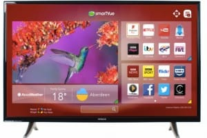Hitachi 43 Inch 43HB6T72U TV Argos Vs Amazon price review