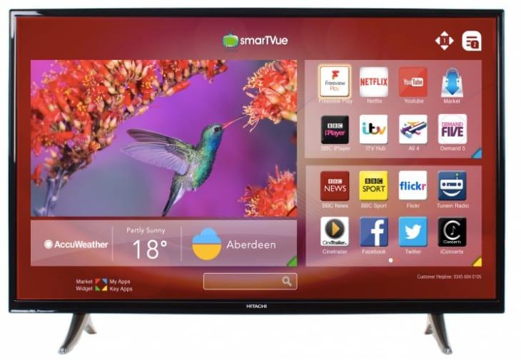 Hitachi 43 Inch 43hb6t72u Tv Argos Vs Amazon Price Review