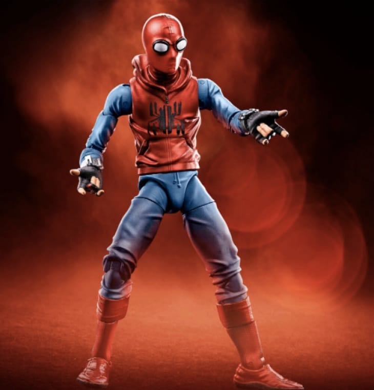 Spider-Man: Homecoming Marvel Legends revealed!
