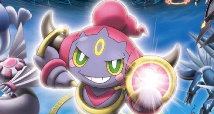 New Hoopa event date for Pokemon ORAS