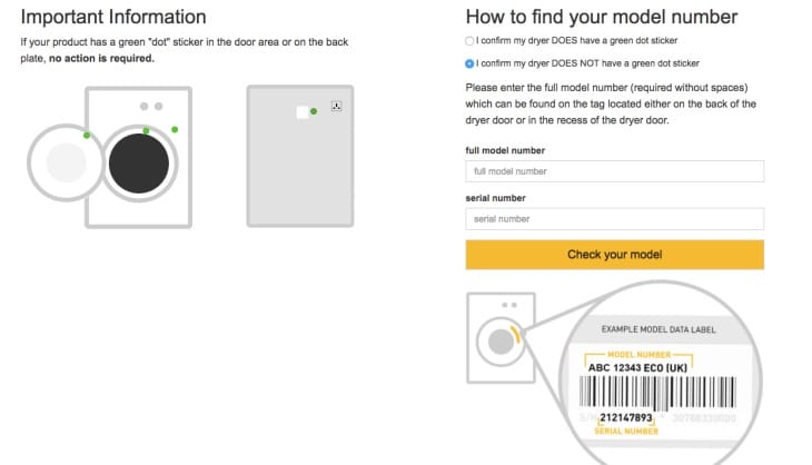 hotpoint-tumble-dryer-recall