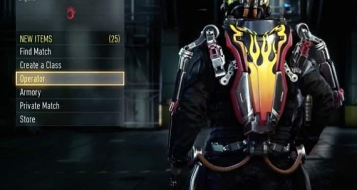 New Advanced Warfare Barong, Hotrod Exoskeleton review
