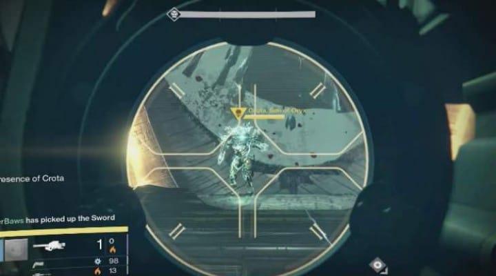 Destiny Crux of Crota hunt with Glowhoo shader