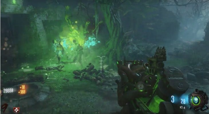 Apple Auto Sales >> Get KT-4 Wonder Weapon in Zetsubou No Shima zombies ...