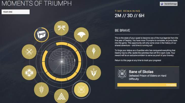 how-to-get-laurea-prima-emblem-destiny
