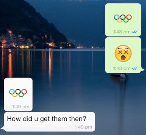 how-to-get-olympic-emoji-on-whatsapp