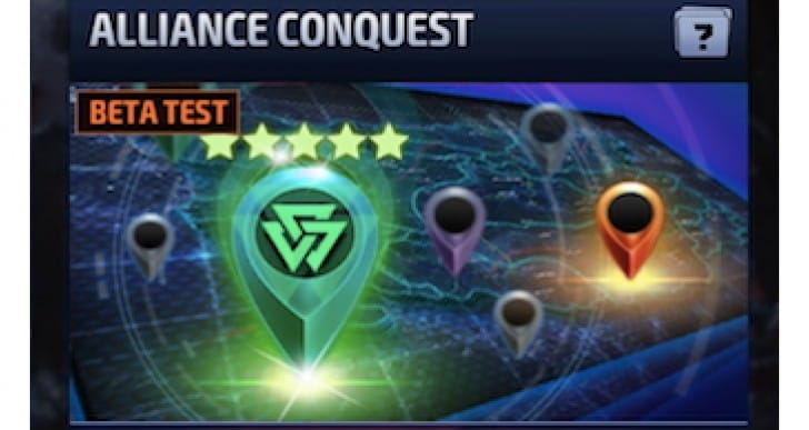 Marvel Future Fight Alliance Conquest Guide