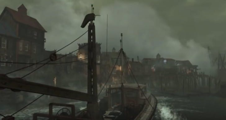 Start Fallout 4 Far Harbor DLC quest