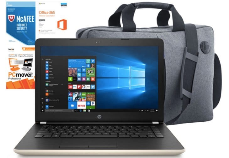 HP 14-BS039NA 14-Inch Intel Pentium laptop with stunning reviews