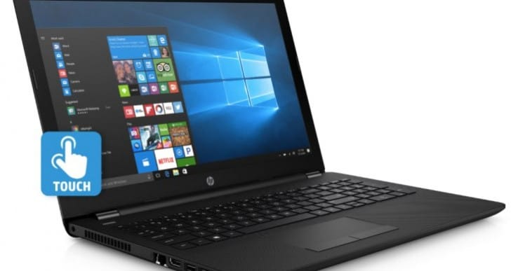 HP 15-bs020WM 15.6″ Touch Laptop review with price shock