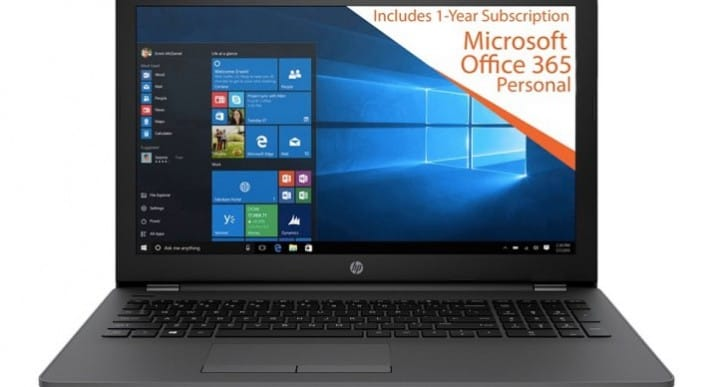 HP 15-bw053od Laptop reviews from users positive