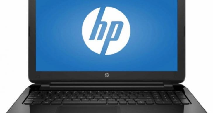 HP 15.6-inch 15-F209WM laptop specs for 2015