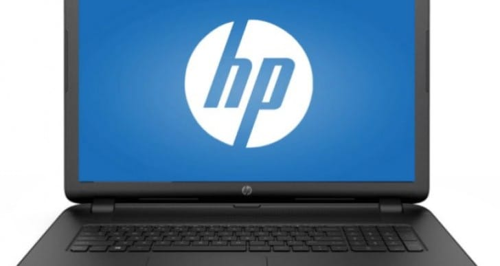 HP 17-P121WM 17.3-inch AMD laptop review MIA