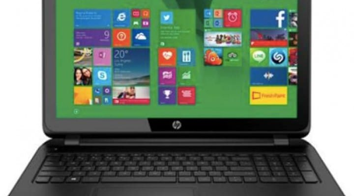 Review of HP Black 15.6-inch 15-F023WM Laptop specs