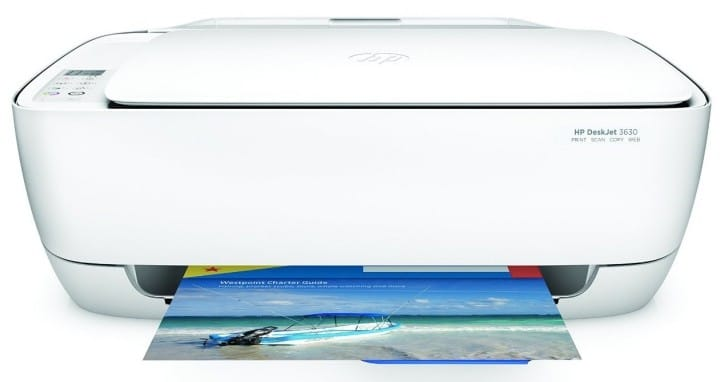HP DeskJet 3634 All-In-One Printer review with great price
