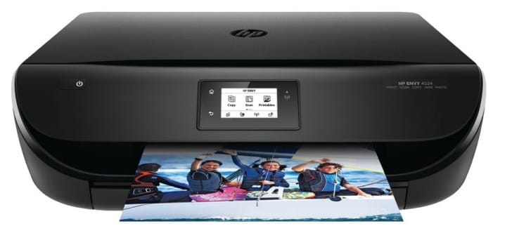 HP Envy 4524 All-in-One printer reviews with Instant Ink