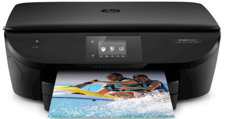 HP Envy 5663 3-In-1 Vs 5665 Printer reviews missing