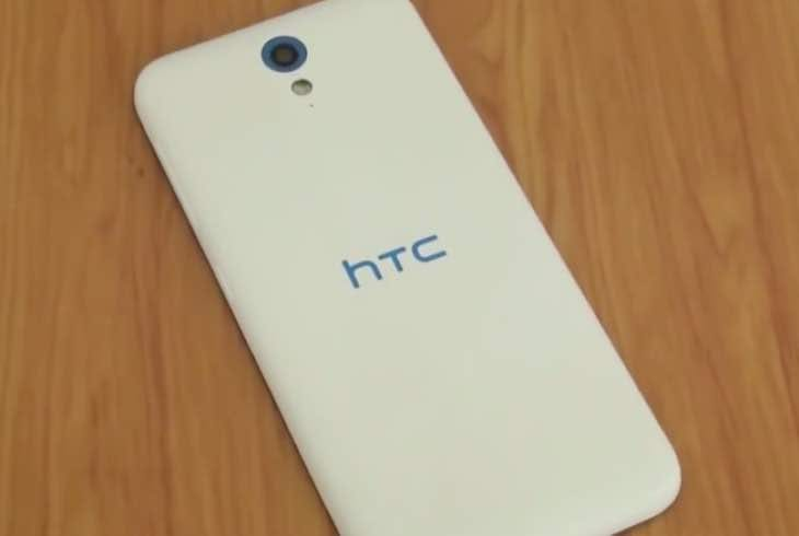 how to put sim card in htc desire 610