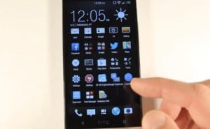 HTC One Android 4.4 Kitkat review after update