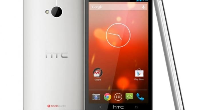 HTC One Android 4.3 USA update, release date window