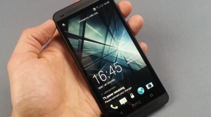 Black HTC One US release update on Sprint, AT&T