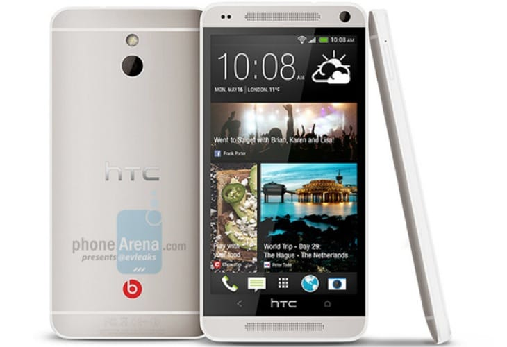 HTC One Mini M4 discrepancies, release on AT&T hinted