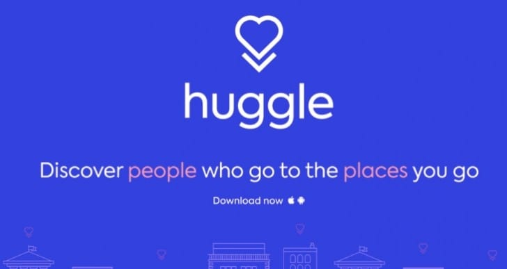 Huggle app on iOS, Android for friends not dating