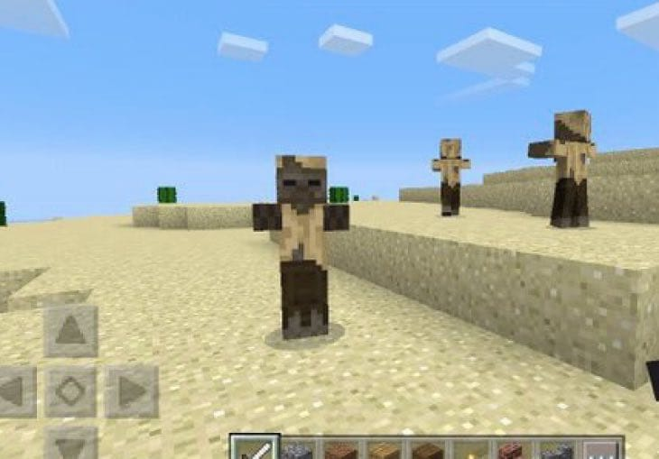 Us Auto Sales Reviews >> New Minecraft PE 0.15.0 Husk Mob feature confirmed – Product Reviews Net