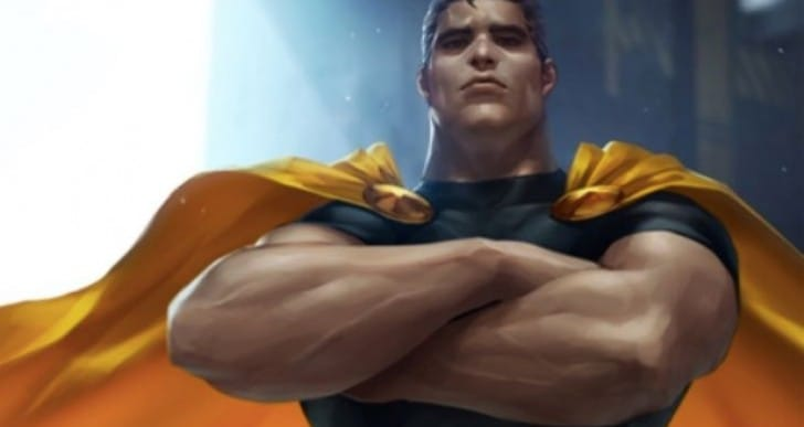 Marvel Future Fight's Hyperion is latest paywall character