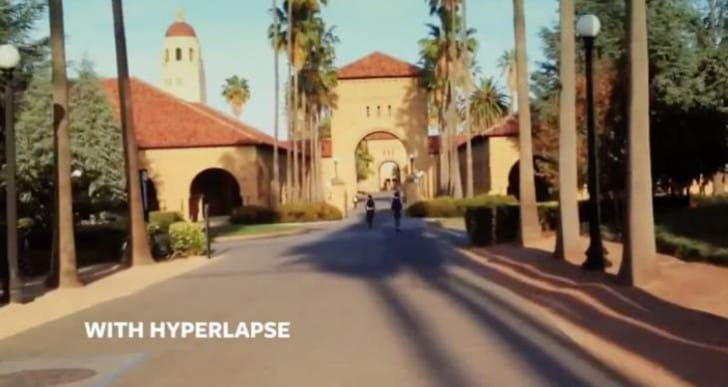 Hyperlapse app for Android loses out to iOS again
