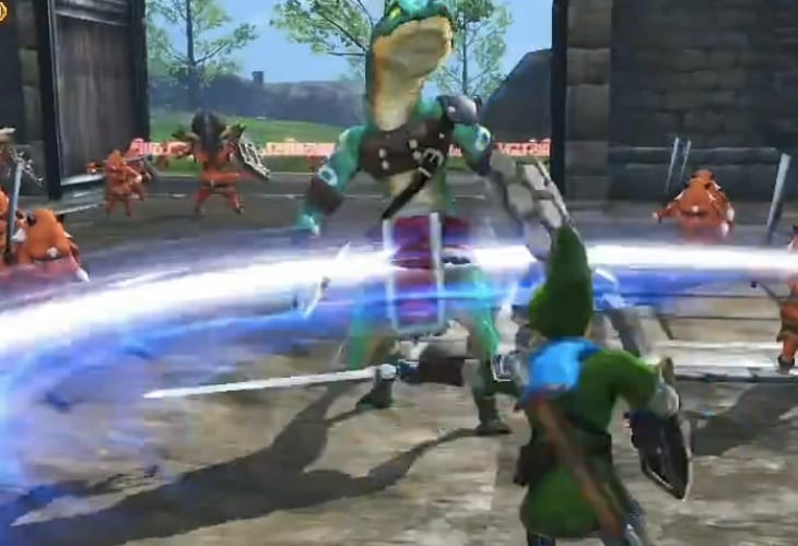 Hyrule Warriors with Dynasty theme expectations