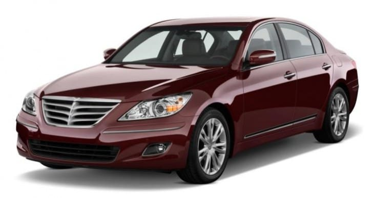 Hyundai Genesis recall notices expanded