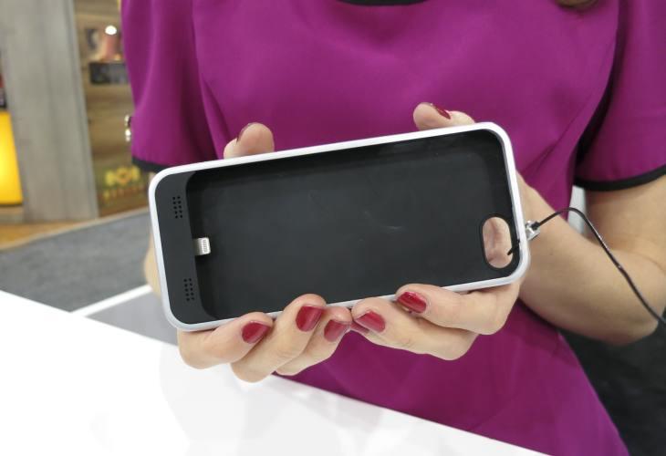 iBattz iPhone 6 Mojo battery case expected