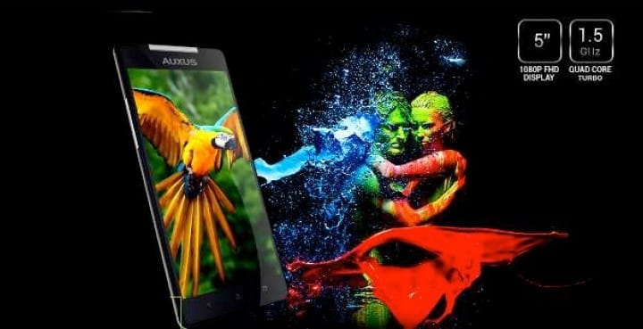 iBerry Auxus Nuclea N1 review and specs