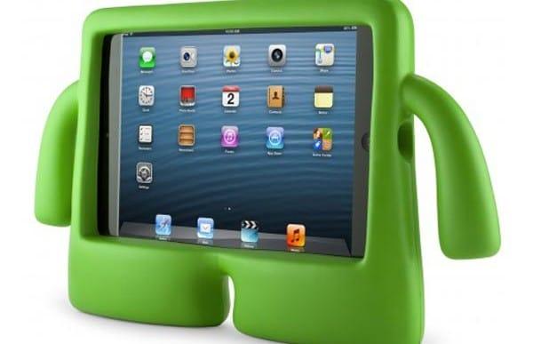 iPad mini cases for kids: iGuy vs. ArmorBox