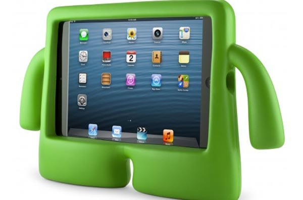 iPad mini cases for kids: iGuy vs. ArmorBox