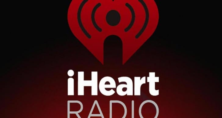 iHeartRadio app down, homepage also not working