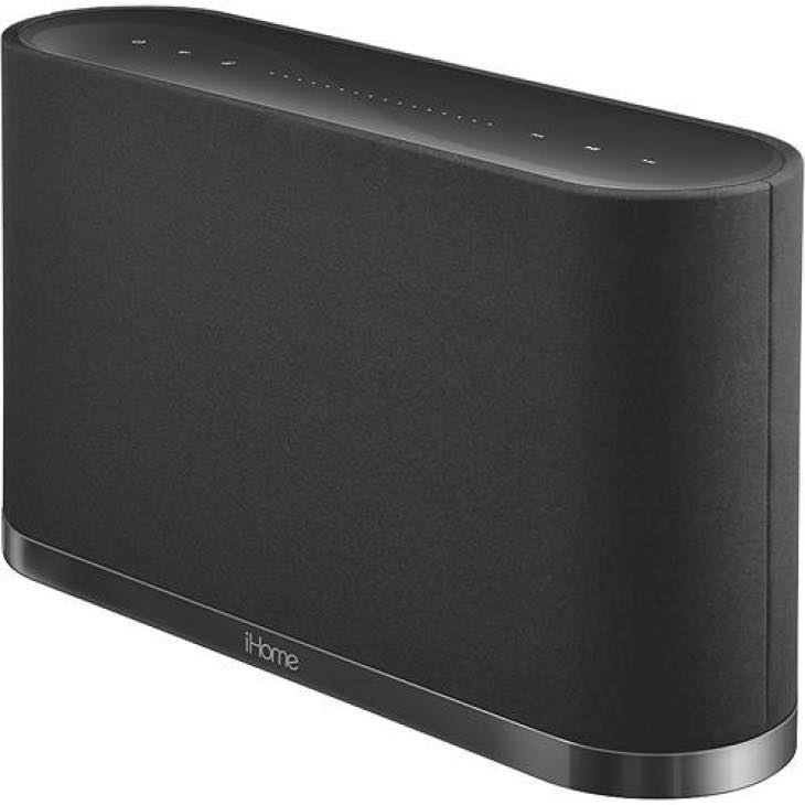 iHome AirPlay Speaker System IW1BC