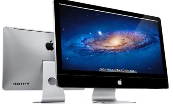2012 iMac joins iPad mini release date