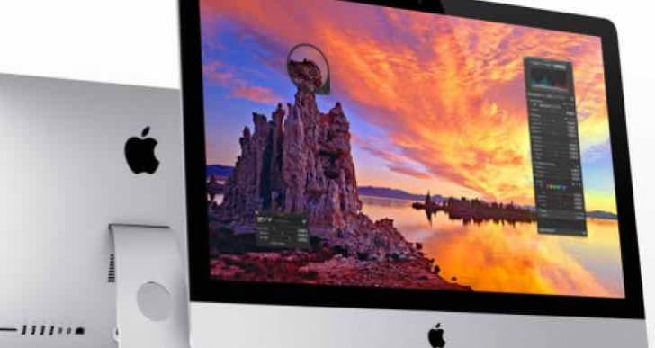 iMac June 2015 replacement program for certain models