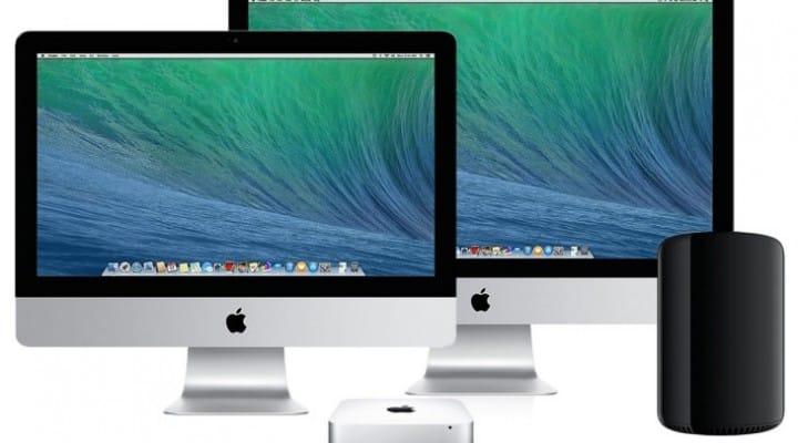 iMac vs. Mac Pro 2013 specs and price