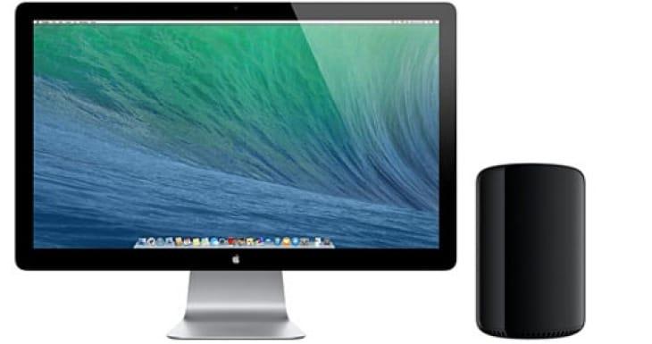 iMac vs. Mac Pro 2013