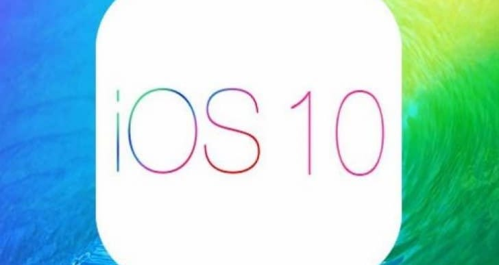 Presumed iOS 10 iPad and iPhone compatibility list