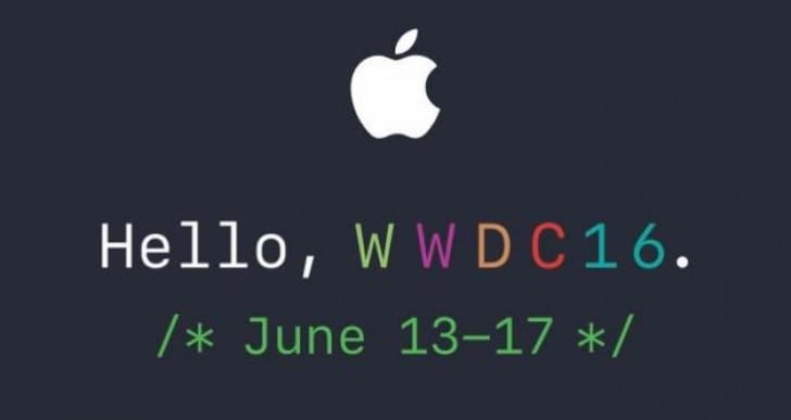 WWDC MacBook Pro 2016 announcement doubtful