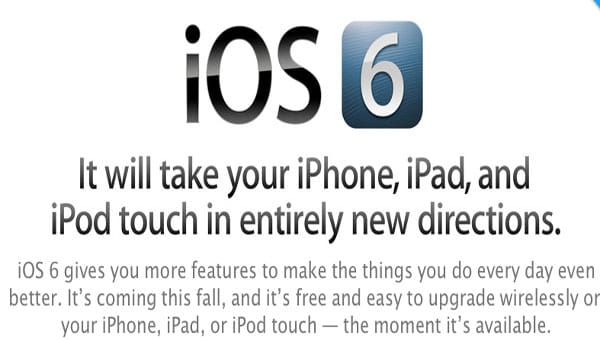 iOS 6 & iPhone 5 features that innovate