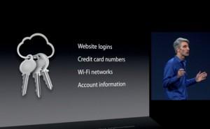 iOS 7 and Mavericks password syncing